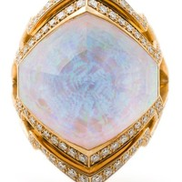 Stephen Webster Small 'Crystal Haze' Ring - Farfetch