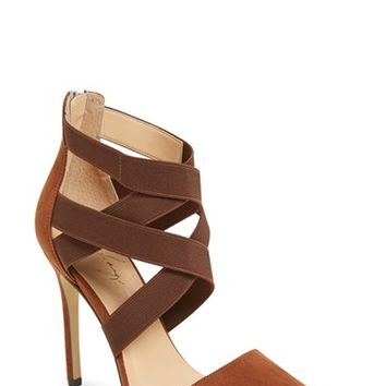 Daya by Zendaya 'Kaser' Pointy Toe Pump (Women) | Nordstrom