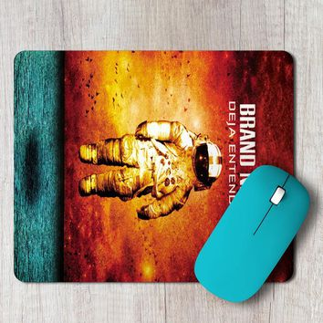 Rectangle Mouse Pad Brand New Deja Entendu Cover