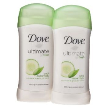 Dove Beauty Cool Essentials 2pk 2.6 oz