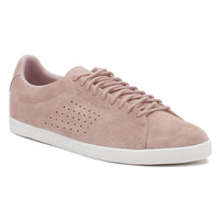 Le Coq Sportif Womens Pink Charline Trainers