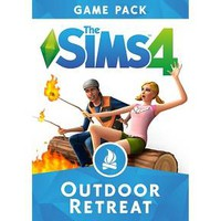 The Sims 4 : Outdoor Retreat - Electronic Software Download (PC) : Target