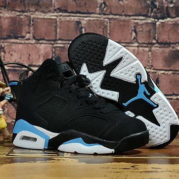 Air Jordan Retro 6 GS UNC Kid Basketball Shoes - Best Deal Onlin 90293ddd8d