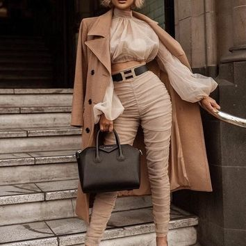 Kylie Fashion Suit Two Piece Women's Outfit