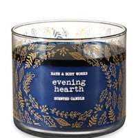 EVENING HEARTH3-Wick Candle