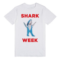 Super Bowl Shark week
