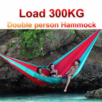 3X2m Outdoor Super Strong Parachute Hammock