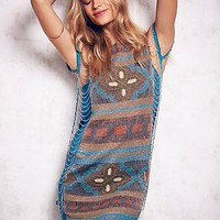 Free People Womens Ripple Effect Shift