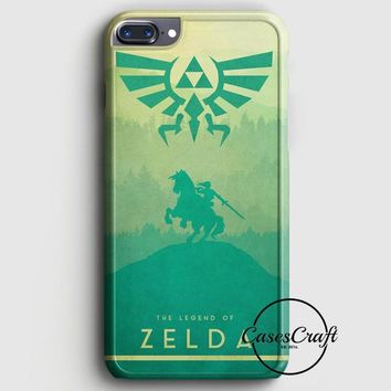 Legend Of Zelda Game iPhone 7 Plus Case | casescraft