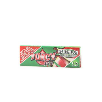 Juicy Jay's 1 1/4in Flavored Papers - Watermelon