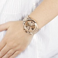 MK Women Men Fashion Quartz Movement Watch