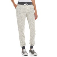 Juniors' SO® Tie-Waist Jogger Pants