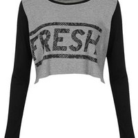 **Fresh Crop Top by Illustrated People - New In This Week  - New In