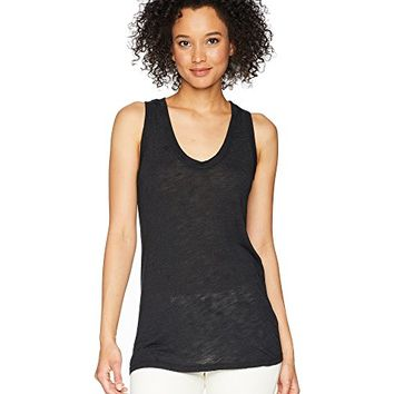 Michael Stars Brooklyn Jersey U-Neck Tank Top