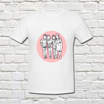 One Direction Art T-Shirt