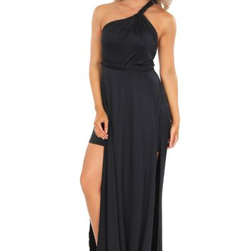 Twisted Grecian Gown