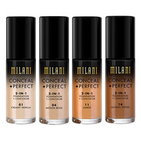 Milani Conceal And Perfect 2 In 1 Foundation And Concealer at Beauty Bay