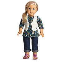 American Girl® Sale: Weekend Fun Outfit for Dolls+ Charm