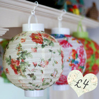 Chinese Lantern — Dear Blackbird Homewares