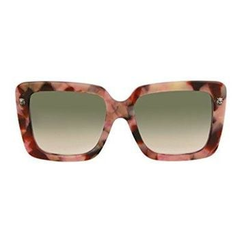 Gucci Womens Square Sunglasses GG0216SA
