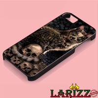 """steampunk cats full wowfor iphone 4/4s/5/5s/5c/6/6+, Samsung S3/S4/S5/S6, iPad 2/3/4/Air/Mini, iPod 4/5, Samsung Note 3/4 Case """"005"""""""