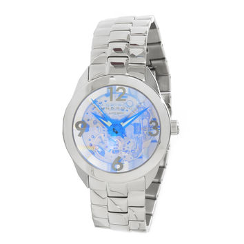Android AD448ABU Prism 2 Men's Skeleton Automatic Watch