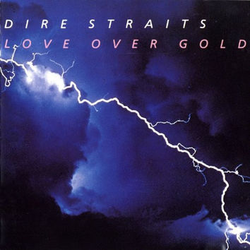 Dire Straits - Love Over Gold LP