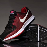 """Nike Air Zoom Pegasus 34"" Men Sport Casual Non-slip Wear-resistant Light Running Shoes Sneakers"