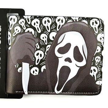 DC cartoon wallet / Star Wars / Zombie / all kinds of games purse / oyster license wallet men wallet card holder