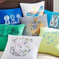 Burton Pillow Covers