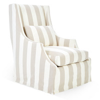 Slipcover Chair,