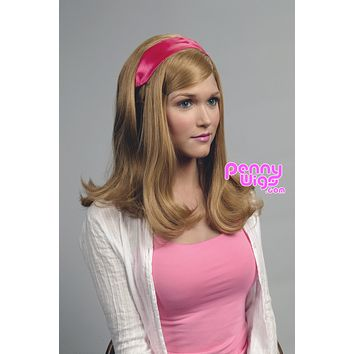 Scooby Gang - Daphne Full Wig