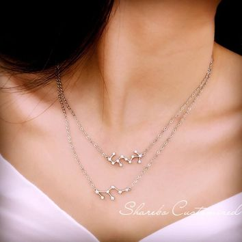 Birth Constellation Necklace