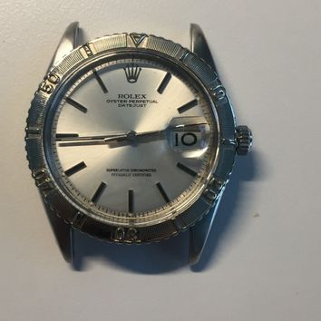 Rolex Vintage Oyster Perpetual Datejust Thunderbird 1625 Automatic Watch