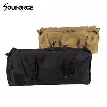2 Color Tactical Molle Utility Waist Bag Military Molle Hip Waist Belt Wallet Pouch Purse for Outdoor Hunting