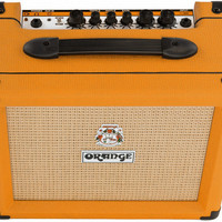 """Orange Amplification Crush 20 20W Guitar Amplifier with 8"""" Speaker   Full Compass"""