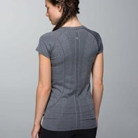 DCCKNQ2 Lululemon Women Sport Yoga Stretch Tunic Shirt Top Blouse-5