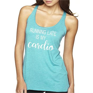 Fitness Workout Racerback Tank Tops | Our T Shirt Shack