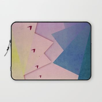 Into the Sunset Laptop Sleeve by DuckyB (Brandi)
