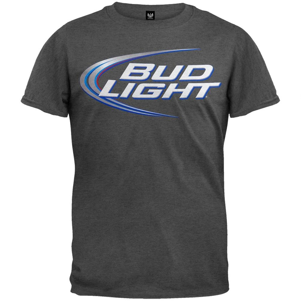 Bud Light Graphic Logo Soft T Shirt From Old Glory Epic