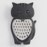 Cat Silicone Cheese Grater