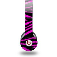 Amazon.com: Pink Zebra Decal Style Skin (fits Beats Solo HD Headphones): Everything Else