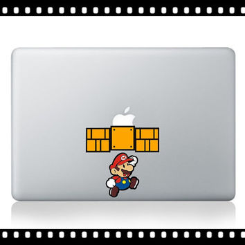 Macbook Decals Macbook Stickers Mac Decals Mac Stickers Vinyl Decal for Apple Laptop Macbook Pro / Macbook Air / iPad / iPad mini