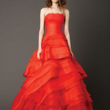 Wedding Dresses, Bridal Gowns by Vera Wang | Spring 2013