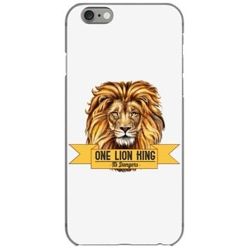 Lion King iPhone 6/6s Case