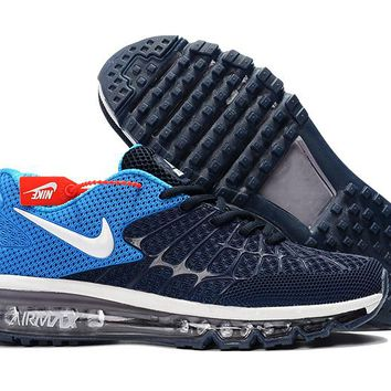 Nike Air Max Emergent 120 Navy/Blue Running Shoe 40-47