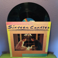 Sixteen Candles Music From The Original Soundtrack EP/LP 1984
