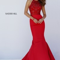 Sherri Hill 32349 Prom Dress