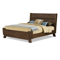 Fairfax Platform Bed WALNUT