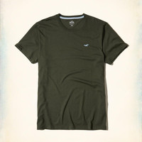 Guys Must-Have Crewneck T-Shirt | Guys Tops | HollisterCo.com